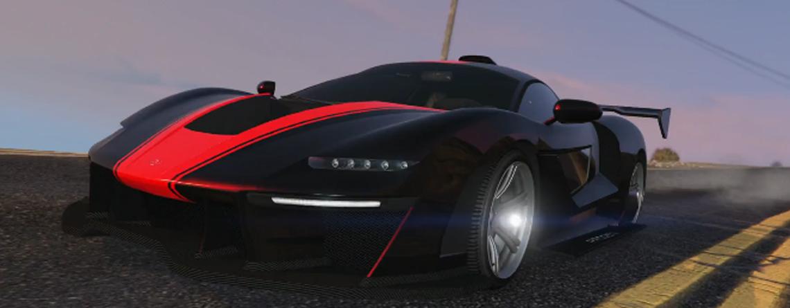 GTA Online hat ein neues Auto und es ist verdammt schnell