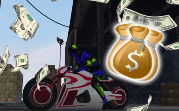 GTA Online Sägewerk Titel Geld