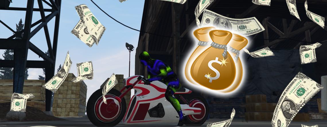 GTA Online: Schnappt euch jetzt 306.000 GTA$ in 2 Minuten – beeilt euch