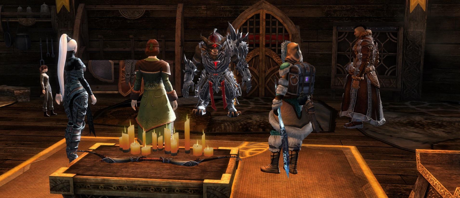 Guild Wars 2: Jeder im Studio weiß, dass die Leute eine Erweiterung wollen