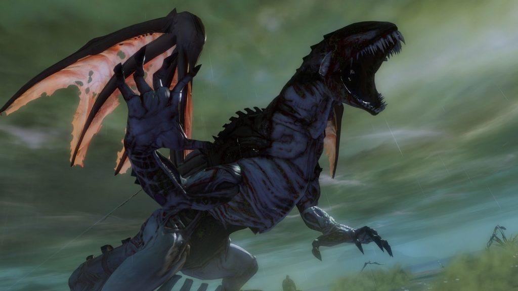 Tequatl, einer der Weltbosse aus Guild Wars 2