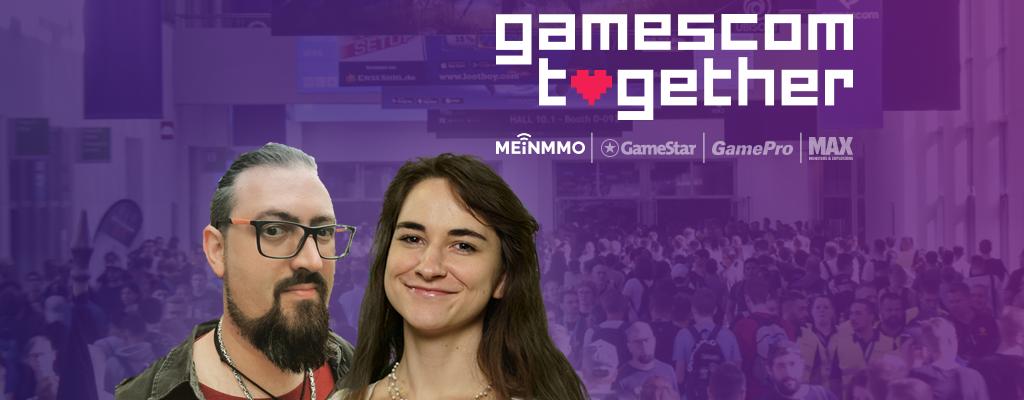 Erlebt mit unserer Show die gamescom 2019 live – Das erwartet euch