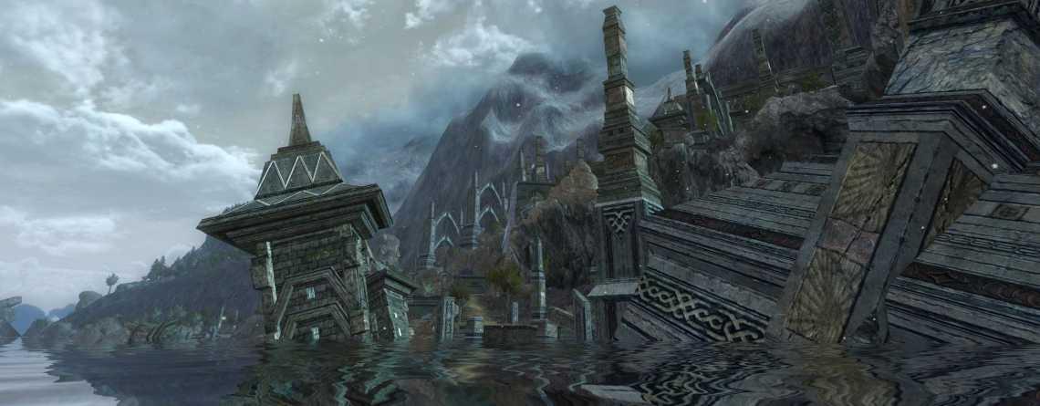 MMORPG Herr der Ringe Online bringt auch nach 12 Jahren noch eine neue Zone