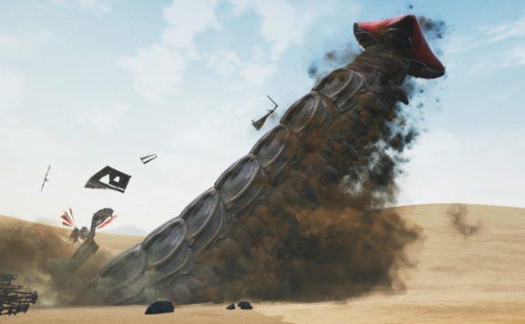 Last Oasis Sandwurm