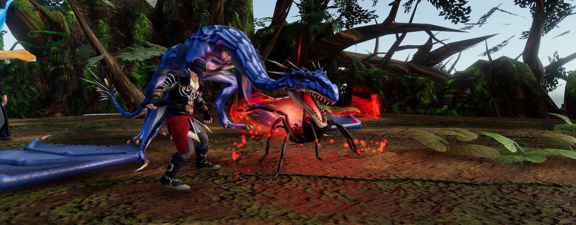 Nach langer Zeit ein neues MMORPG auf Steam: Legends of Aria ist da