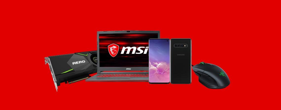 Gaming-Artikel reduziert und Galaxy S10 bei MediaMarkt zum Bestpreis
