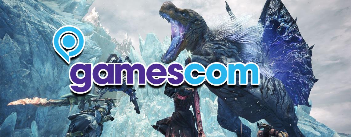 Seid live dabei, wenn wir mit den Chefs von Monster Hunter World reden