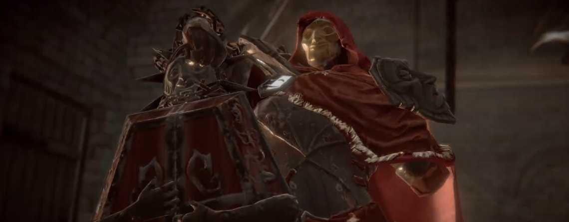 Pascals Wager soll neues Spiel im Stil von Dark Souls sein – Seht hier den Trailer