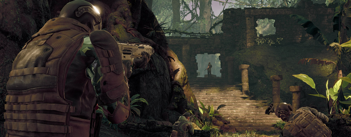 Seht hier den 1. Gameplay-Trailer von Predator: Hunting Grounds