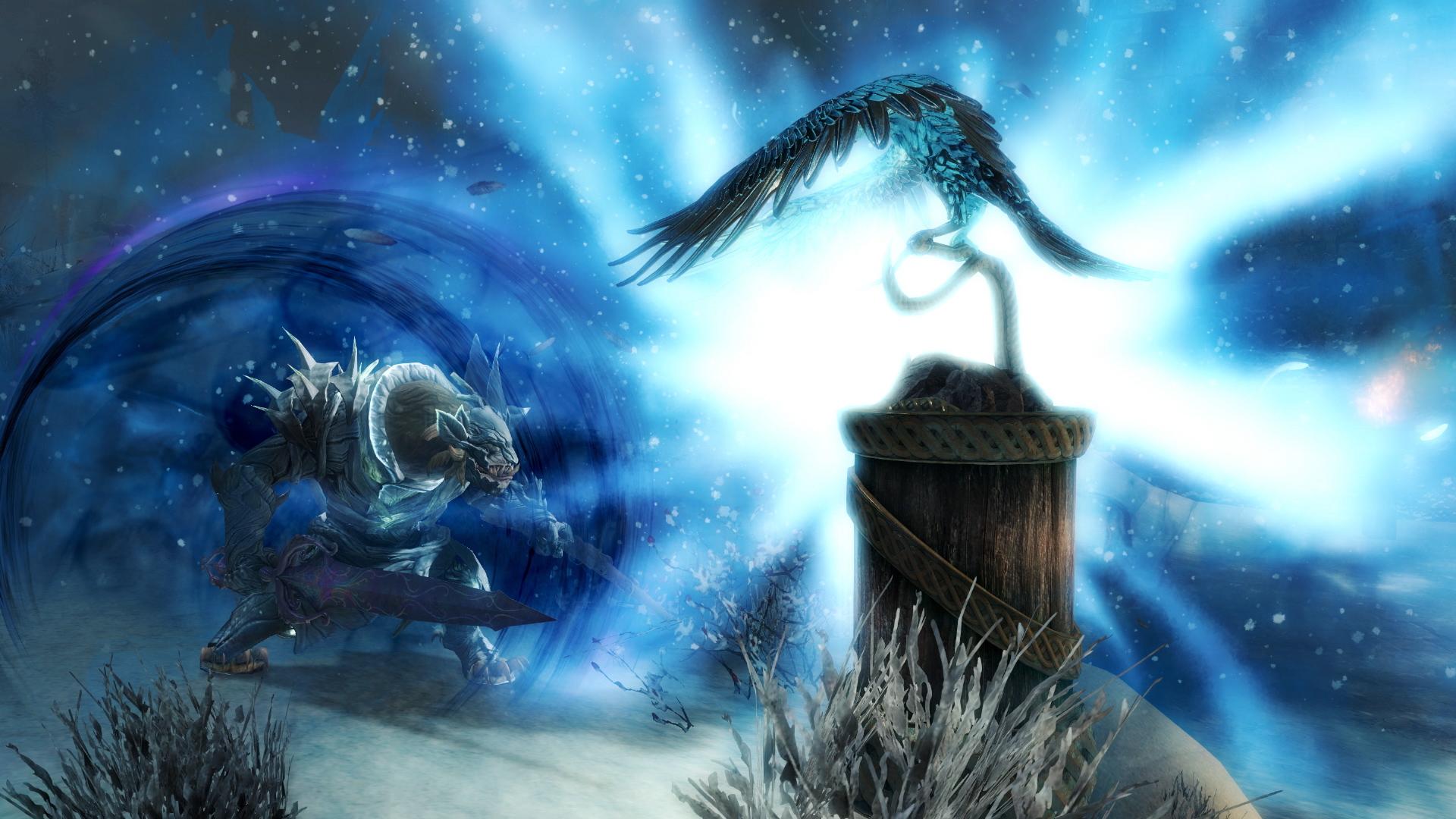 guild wars 2 Raven Lens Barrier