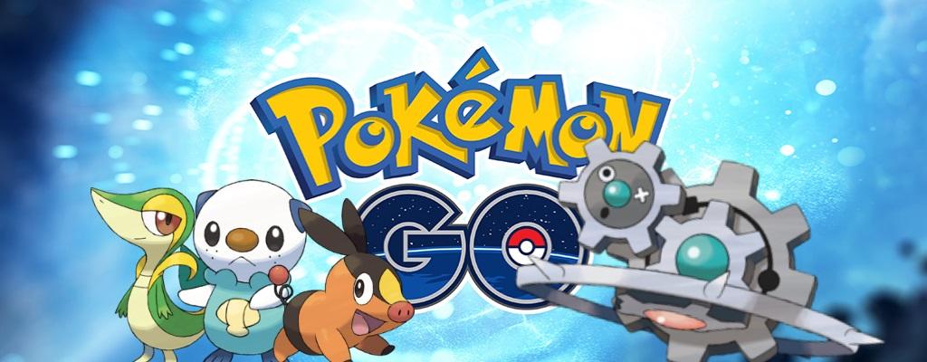 Alles, was wir schon zur 5. Generation in Pokémon GO wissen