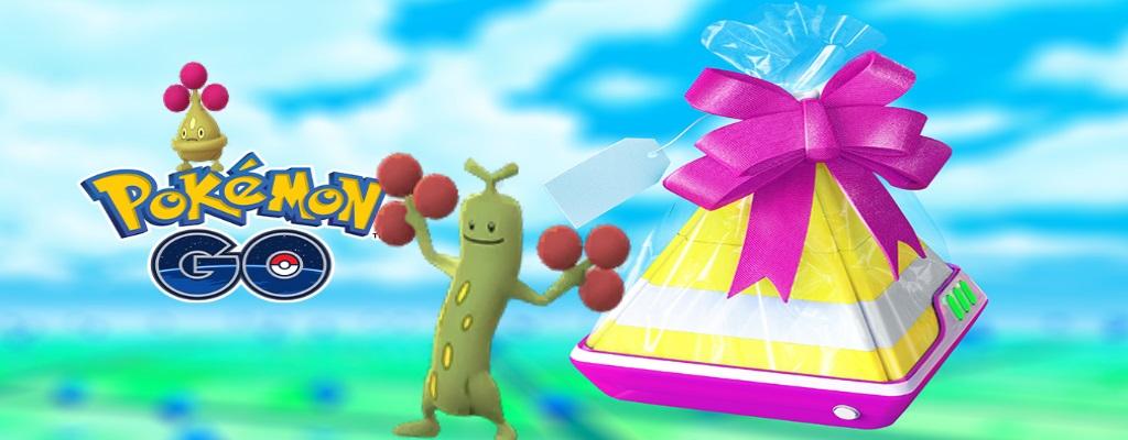 Geschenke-Event in Pokémon GO bringt Shiny Mobai und diese Boni