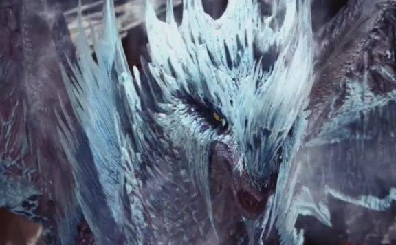 Velkhana aus Monster Hunter World Iceborne