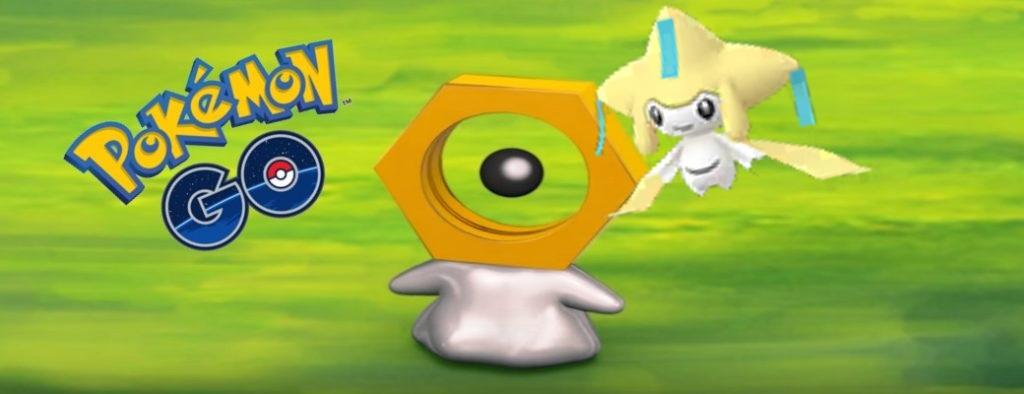Pokémon GO: So leicht fangt ihr 50 Stahl- und Psycho-Pokémon für die Jirachi-Spezialforschung