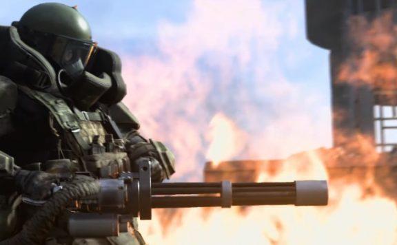 Titelbild Modern Warfare MP
