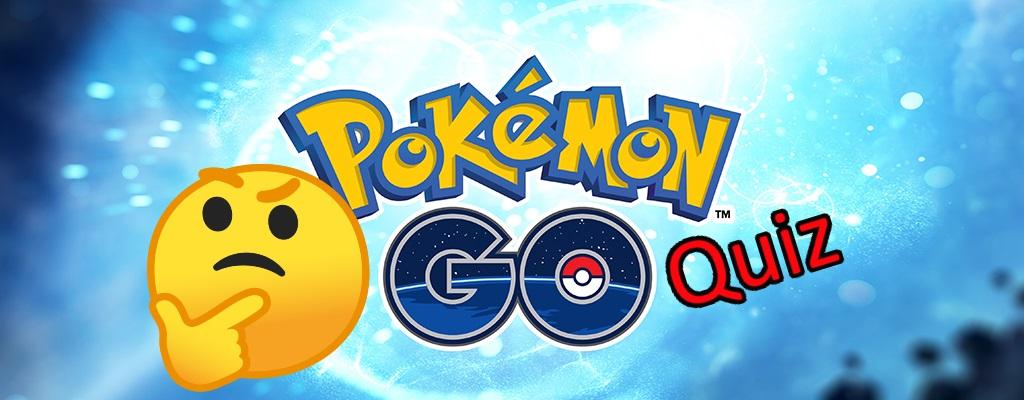 Das große Quiz zu Pokémon GO – Seid ihr Pokémon-Meister?