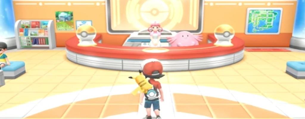 Fans meinen: Darum wären Pokémon Center jetzt gut für Pokémon GO