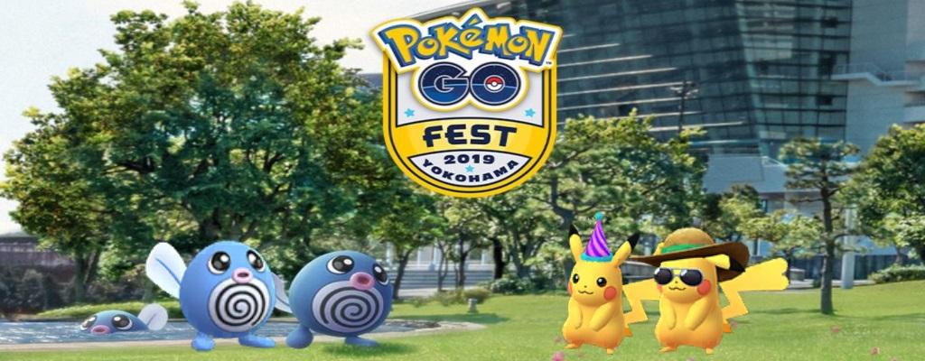 Pokémon GO Fest in Japan bringt weltweit Shiny Quapsel und diese Hut-Pikachu