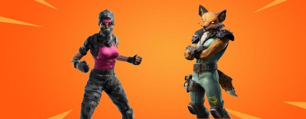 Fortnite Leaked Skins aus 10.10: Diese Outfits sind bald im Shop