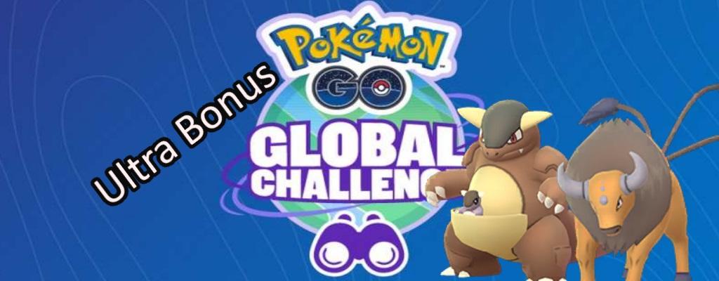 Pokémon GO: Ultra Bonus angekündigt – Und er geht echt lange