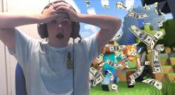 Twitch Streamer Geld Minecraft Titel