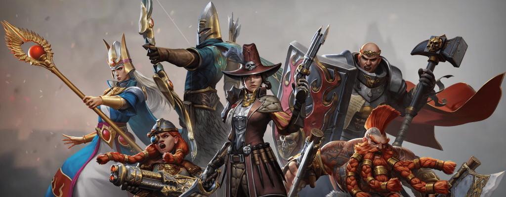 Warhammer Odyssey Artwork