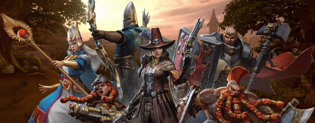 Warhammer kommt als neues Mobile MMORPG zurück – Seht erste Bilder