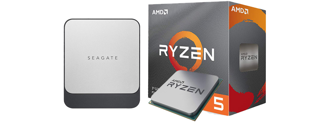 Amazon Angebot: AMD Ryzen 5 3600 sehr günstig für nur 209 Euro