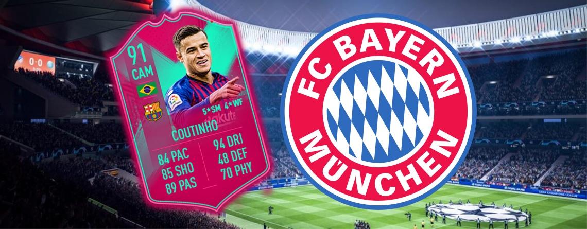 Coutinho in FIFA 20: So wichtig wird der Bayern-Transfer für Dein Team