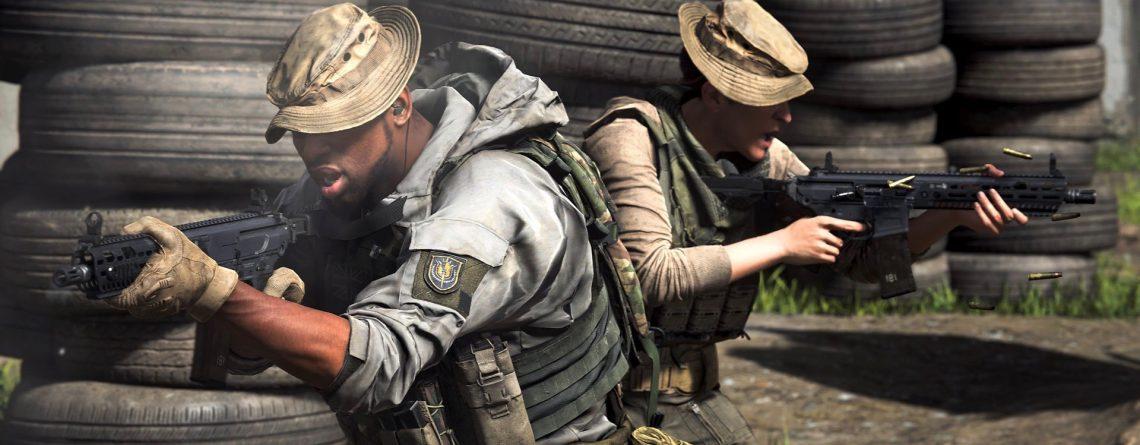 Open Beta von Modern Warfare bringt neues Feature – Das steckt in Cross Save