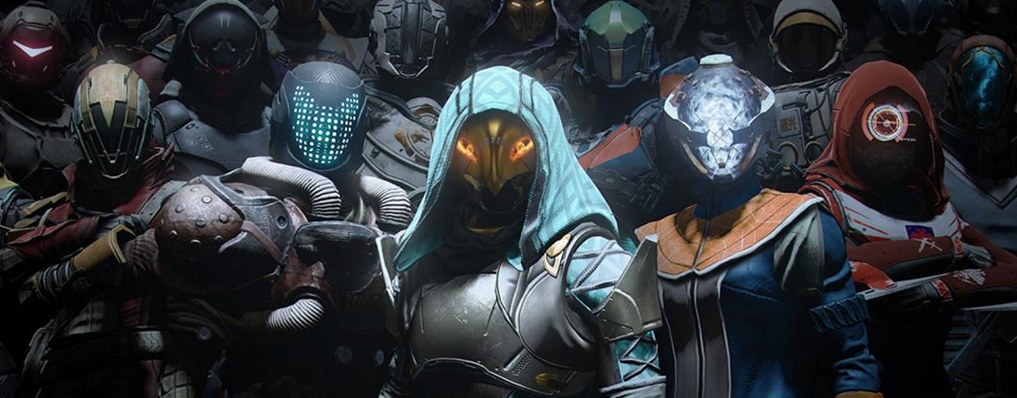 10.000 Spieler verachten gerade einen Hüter, der in Destiny 2 fies zu Neulingen ist