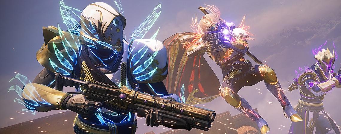Destiny 2 bekommt heute Cross-Save – und was ist mit Crossplay?
