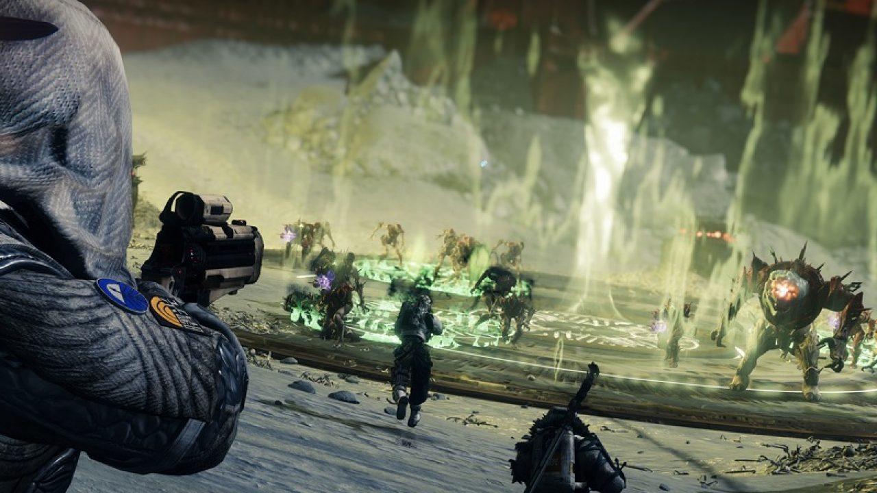 Ihr Braucht Viel Mehr Speicherplatz Fur Destiny 2 Shadowkeep