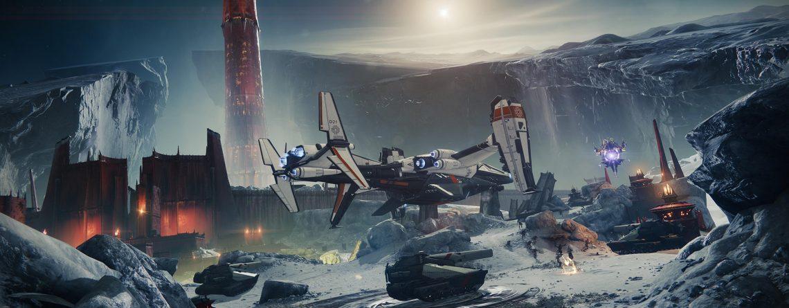 Nach meinem 1. Mond-Trip in Destiny 2 weiß ich: Ich will sofort wieder hin