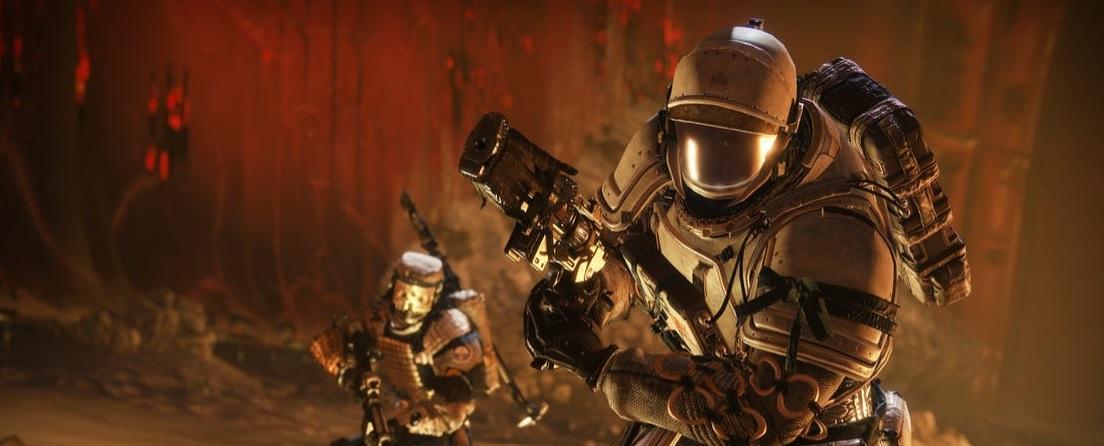 Destiny 2: Wenn Ihr ein Warlock seid, schaut jetzt besser weg