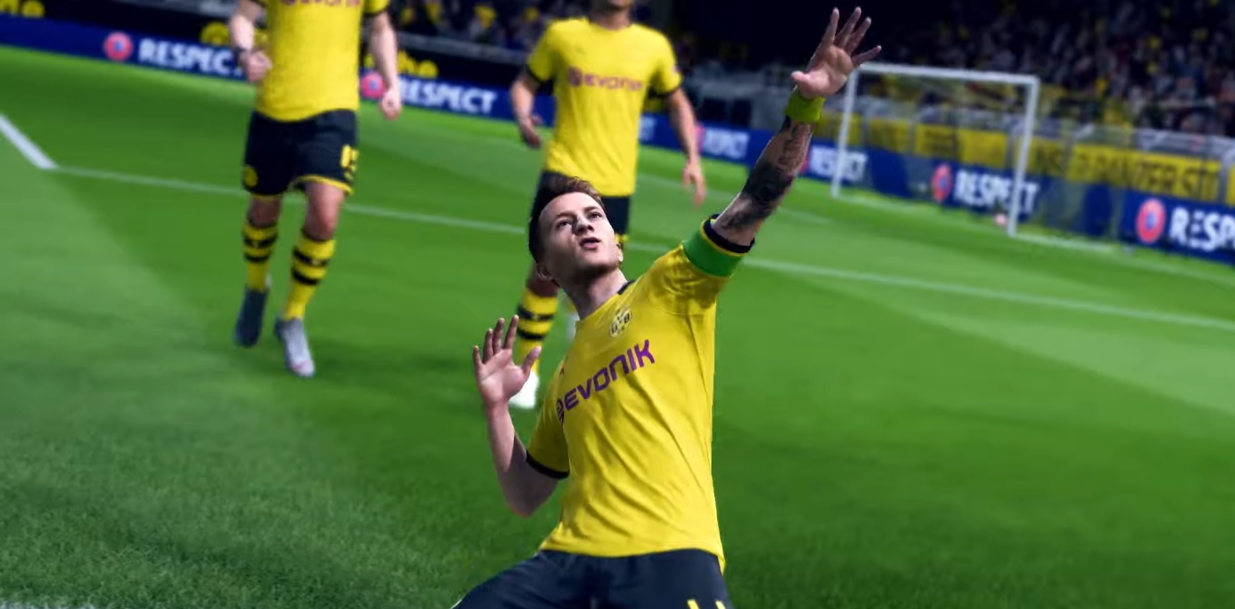 Zonen-Kontrolle in FIFA 20: Das wird der Traum-Modus für alle Hobby-Trickser