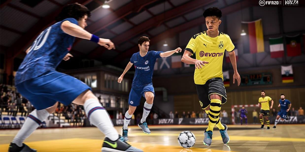 5-Sterne-Skiller in FIFA 20 – Nur diese Spieler können alle Tricks