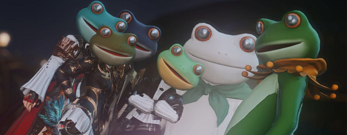 3 Kostüme in Final Fantasy XIV, die total bescheuert, aber einfach cool sind
