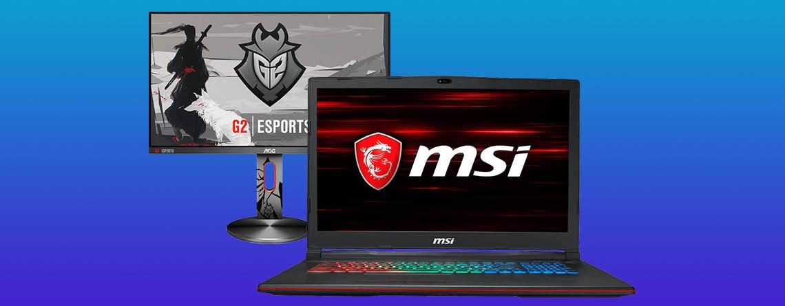 MediaMarkt Gönn-Dir-Dienstag: MSI Gaming Notebook stark reduziert