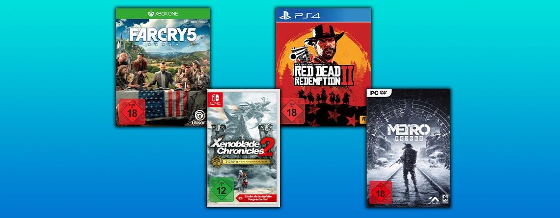3 für 79 Euro: Im MediaMarkt Prospekt Spiele im Angebot kaufen