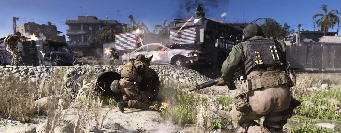 Viele mögen die Karten in CoD Modern Warfare nicht – Wie sieht's mit neuen aus?