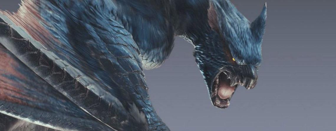 Neuer Trailer zu Monster Hunter World: Iceborne dreht sich nur um Nargacuga