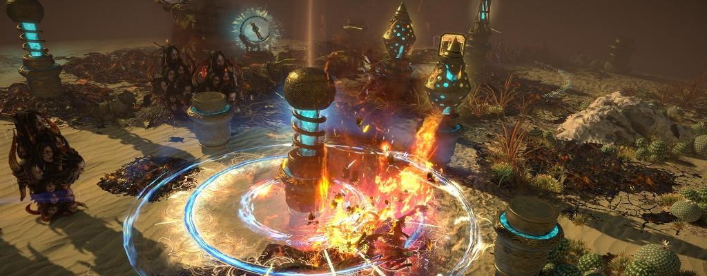Path of Exile geht mit neuer Liga Blight frische Wege – Richtung Tower Defense