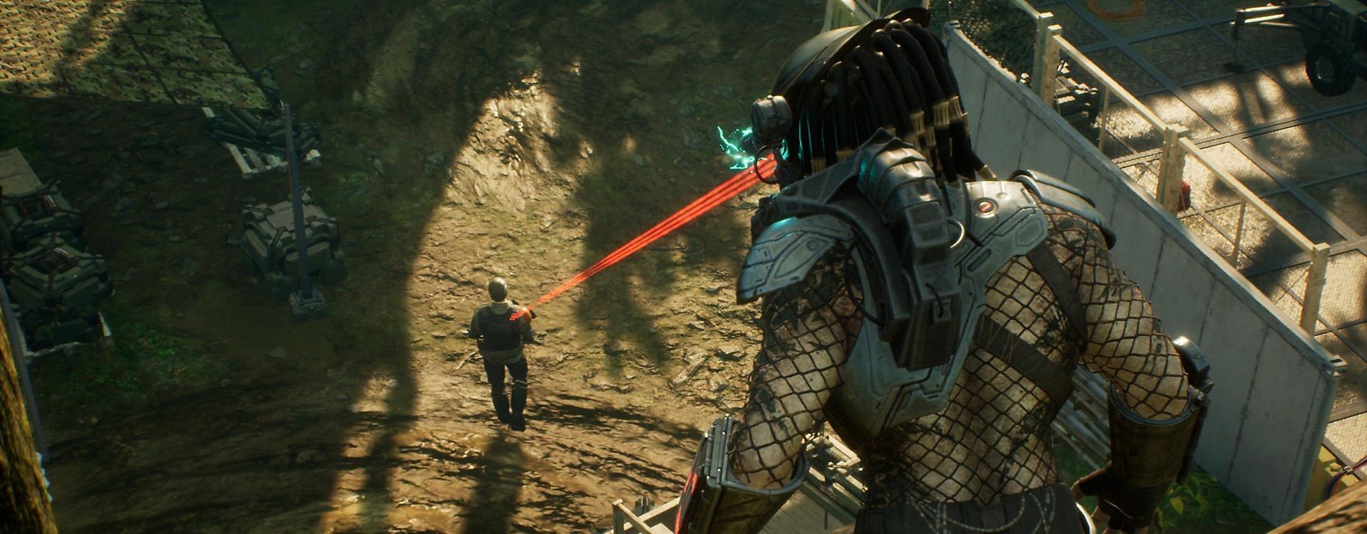 """Beste Idee des neuen Predator-Spiels für PS4 klingt toll – Aber """"es ist leider illegal"""""""