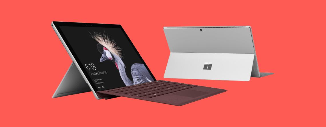 Surface Pro um mehrere hundert Euro reduziert bei MediaMarkt