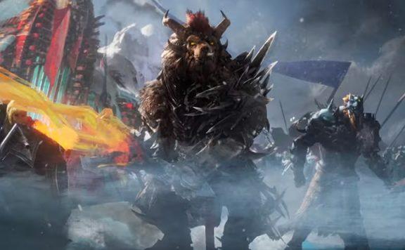 guild wars 2 Eisbrut Saga Titel