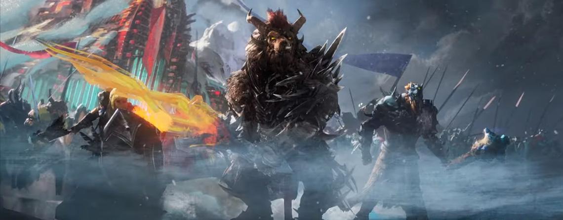 Guild Wars 2 kündigt die Eisbrut-Saga an – Hier sind die ersten Reaktionen