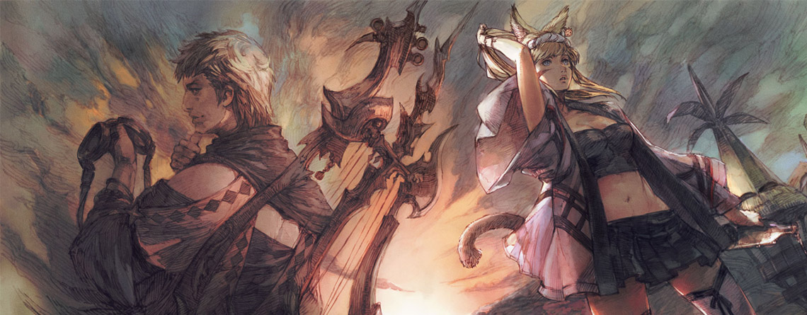 Final Fantasy XIV schickt mir  Flaschenpost und ich bin echt gerührt