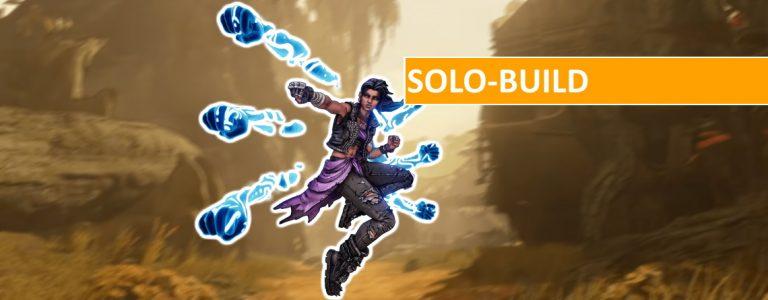 Amara Solo Build Borderlands 3