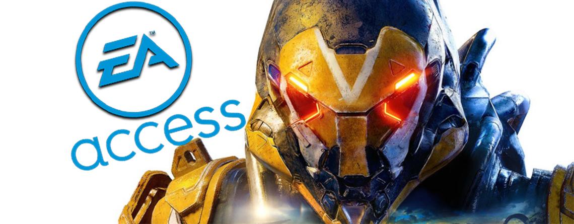 Anthem gibt es 7 Monate nach Release nun für 4€ im Monat – über EA Access